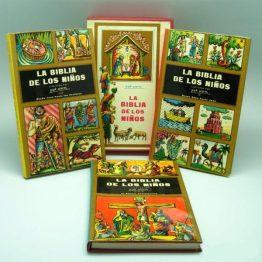 La Biblia de los Niños (3 tomos)