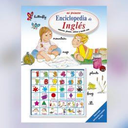 Mi primera enciclopedia de Inglés
