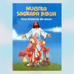 Nuestra Sagrada Biblia, Una historia de amor